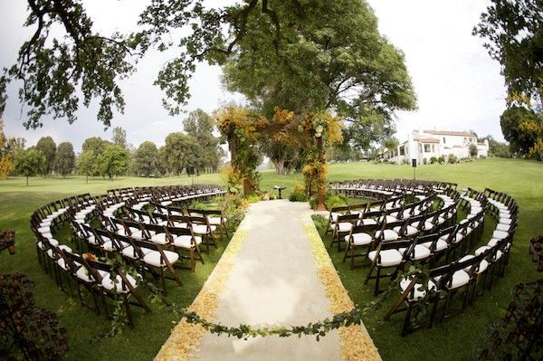 Weddings And The Great Outdoors